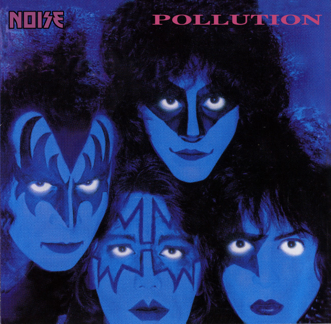 kiss noise pollution